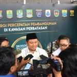 Wagub Jabar Buka Borderline Economic Summit 2019